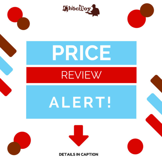 Price Review Alert